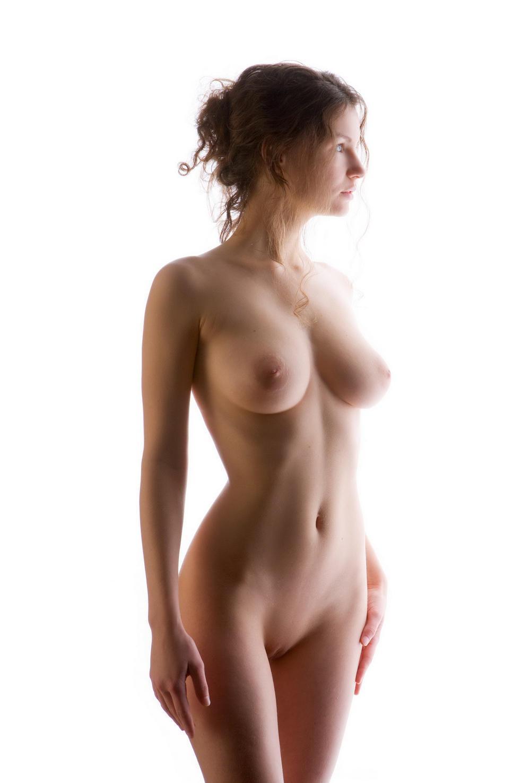 Красивые Голые Девушки Вид Спереди