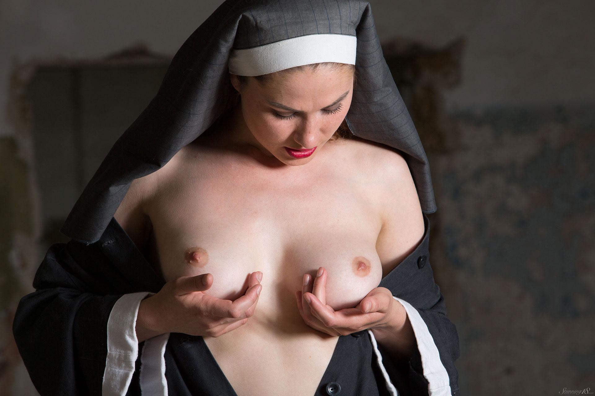 Sex with ebony nuns