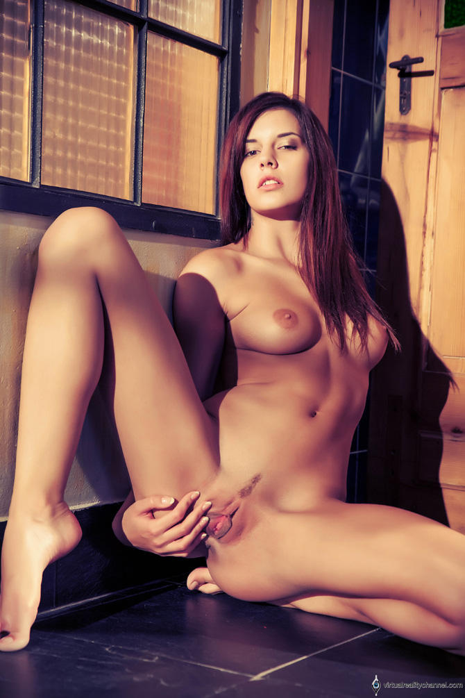 Candice Luca фото худосочной нимфетки
