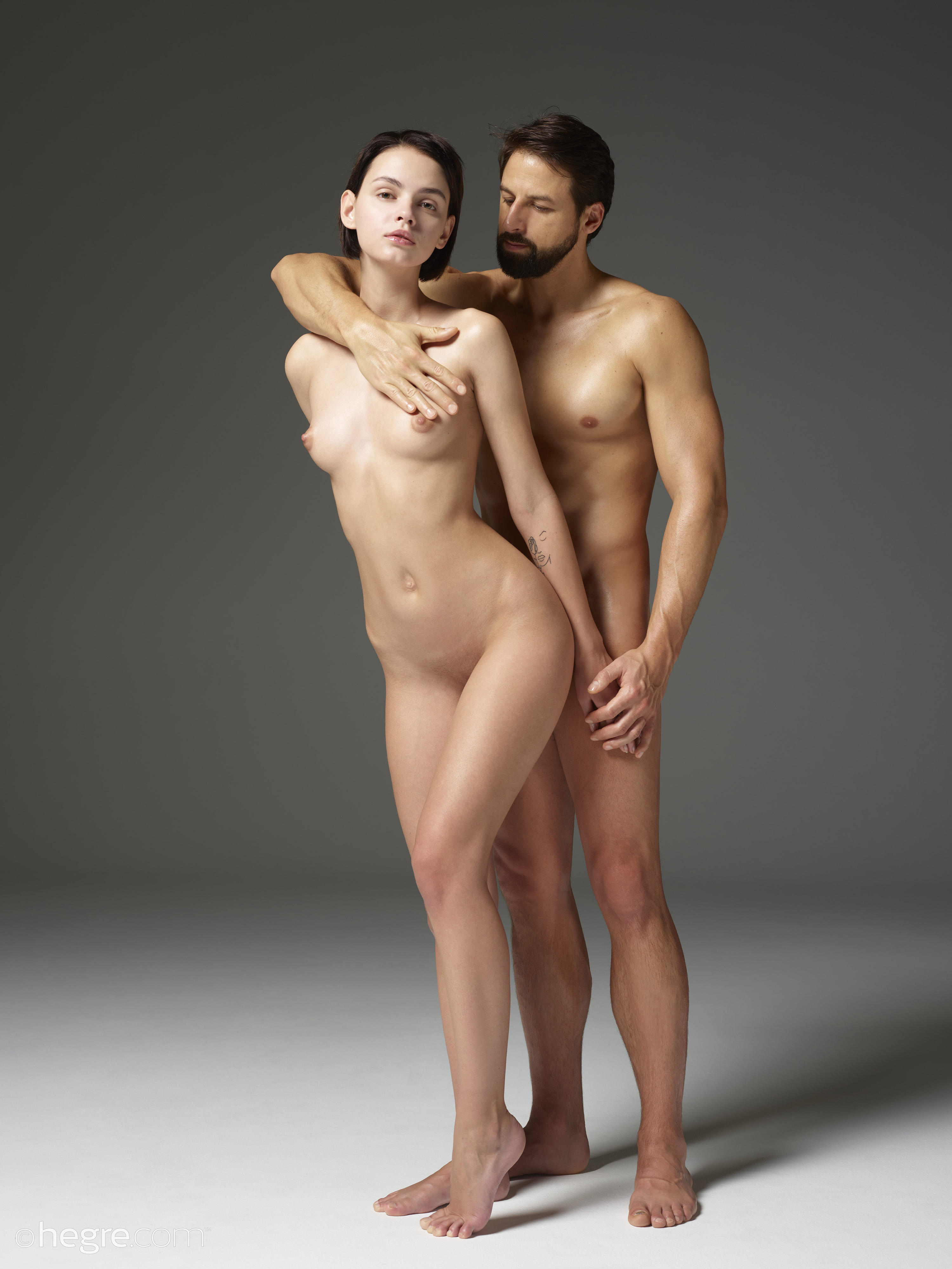 Amateur nude photo shoot