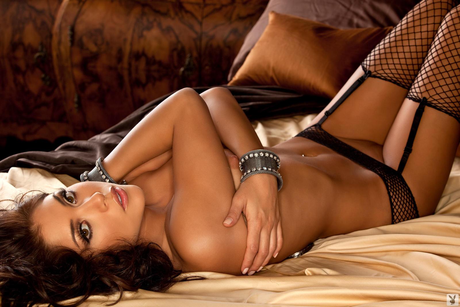 Arianny celeste sexy topless