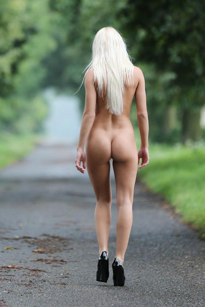 Фото со спины голышом — photo 3