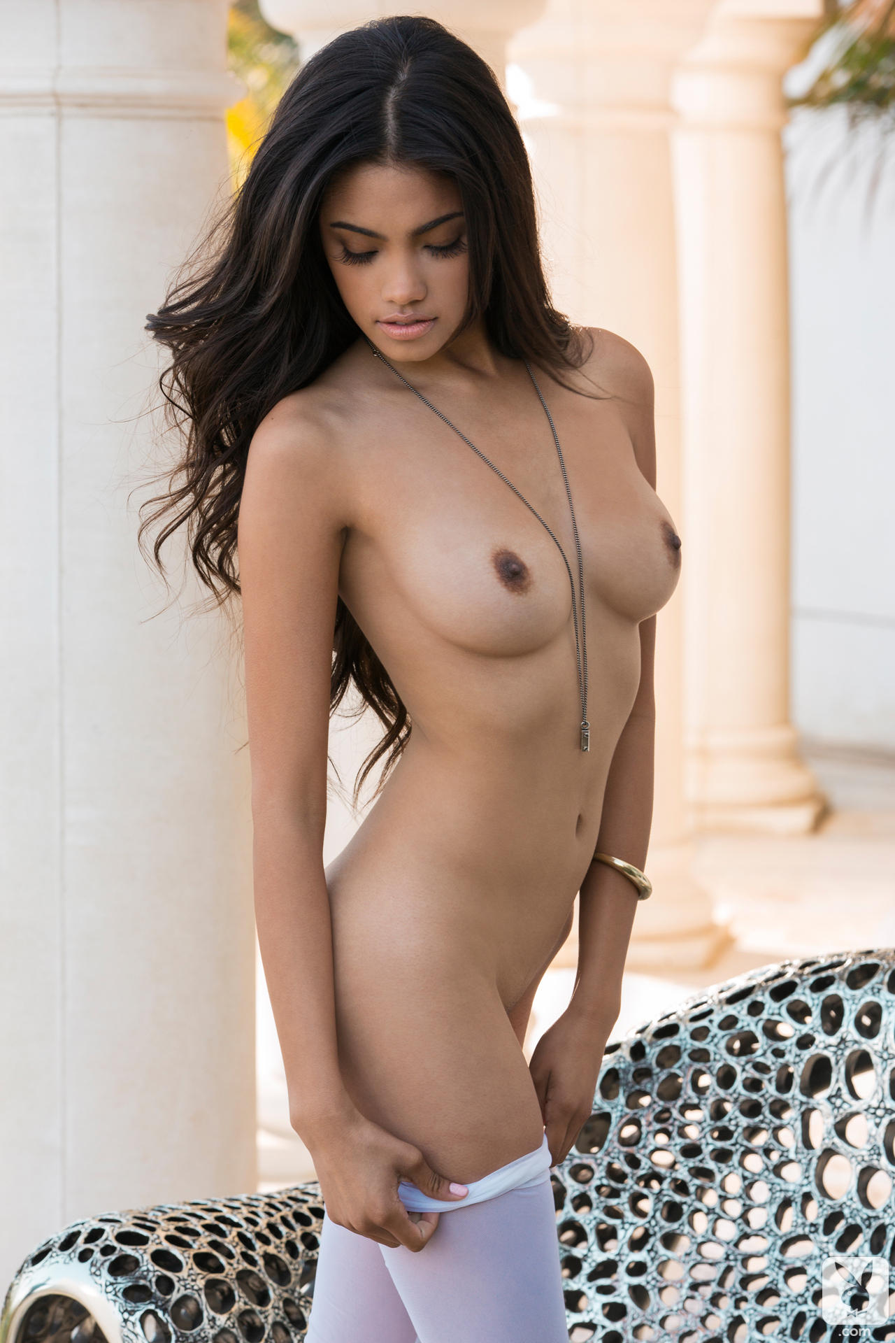 Half naked latina girl, tottaly spies sex