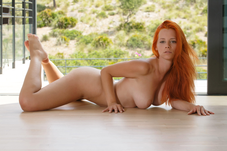 Female dancing naked