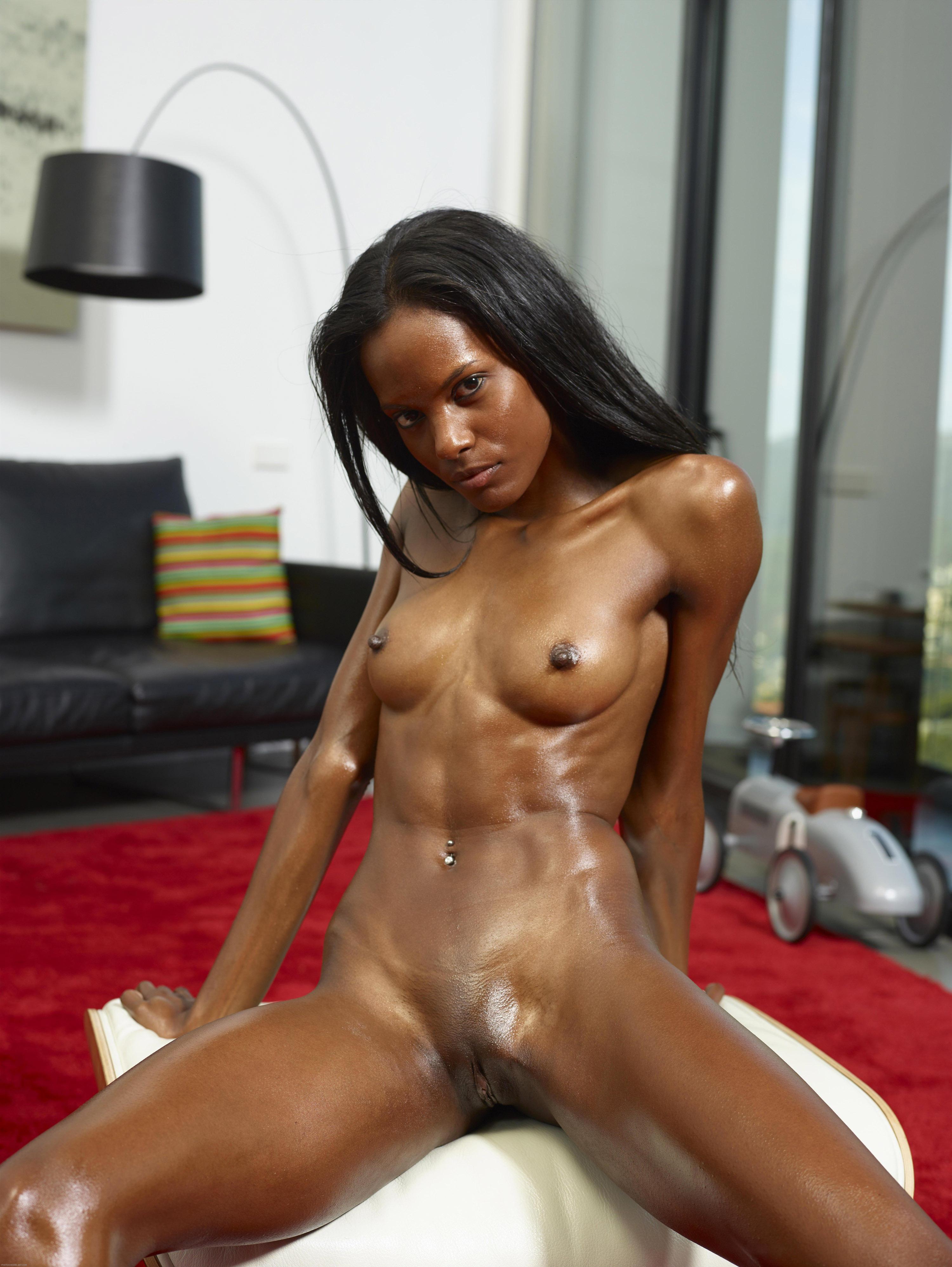 Fit black girls porn