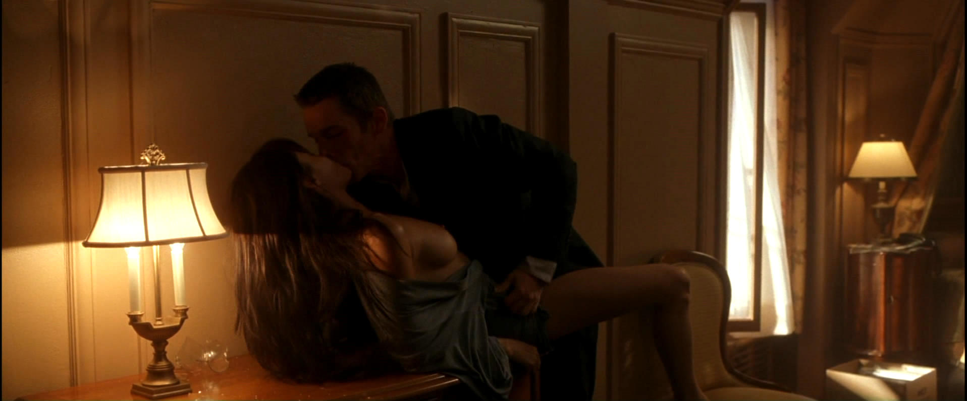 Milfs sex scene in gia